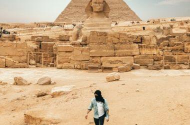Como conquistar um homem egípcio